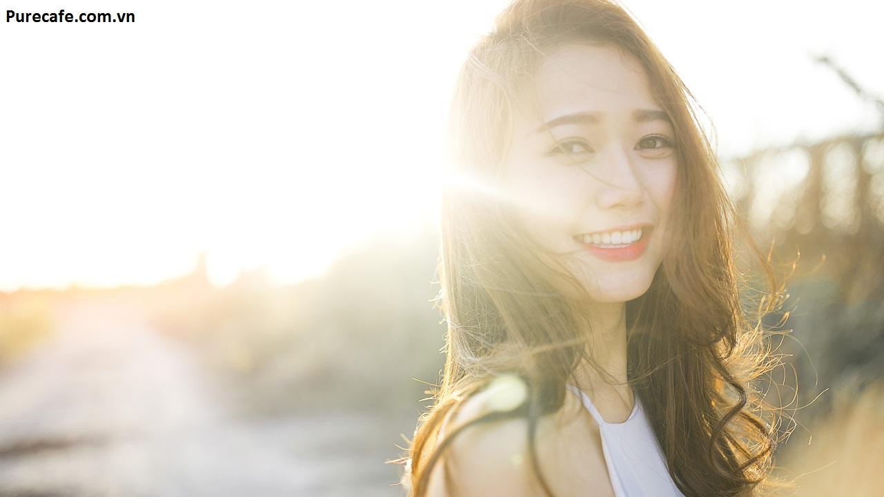 Nụ cười tỏa nắng