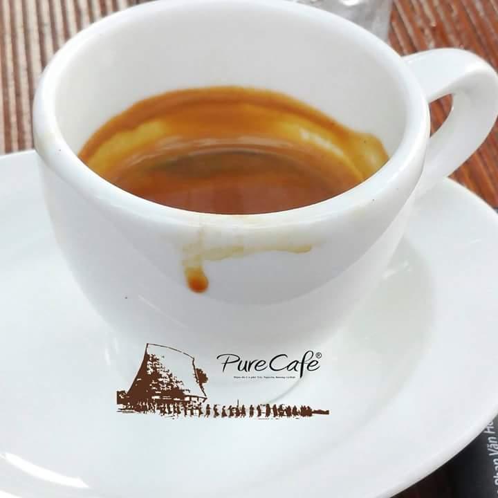 Cà phê Robusta pha máy