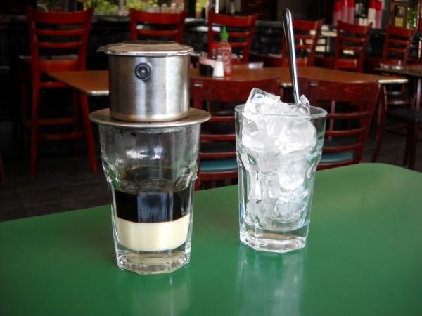 cà phê đá Sài Gòn