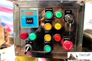 Bàn điều khiển giống máy CNC rất tiện dụng