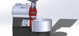 Cung cấp, nâng cấp, sữa chữa máy rang cà phê