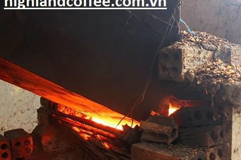 Cách làm lò sấy tĩnh sấy cà phê đơn giản nhất