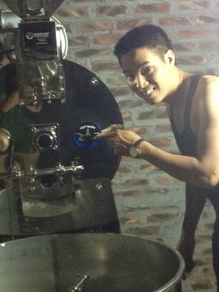 Duy Trí coffee