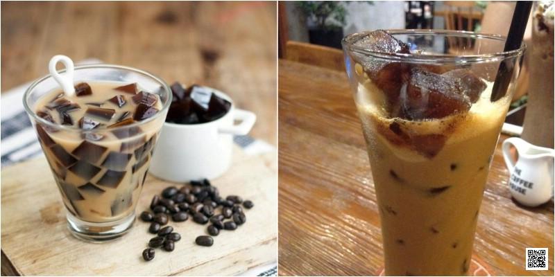 Đá cà phê và thạch cà phê - Tại sao không nhỉ?