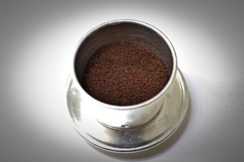 Độ mịn của cà phê