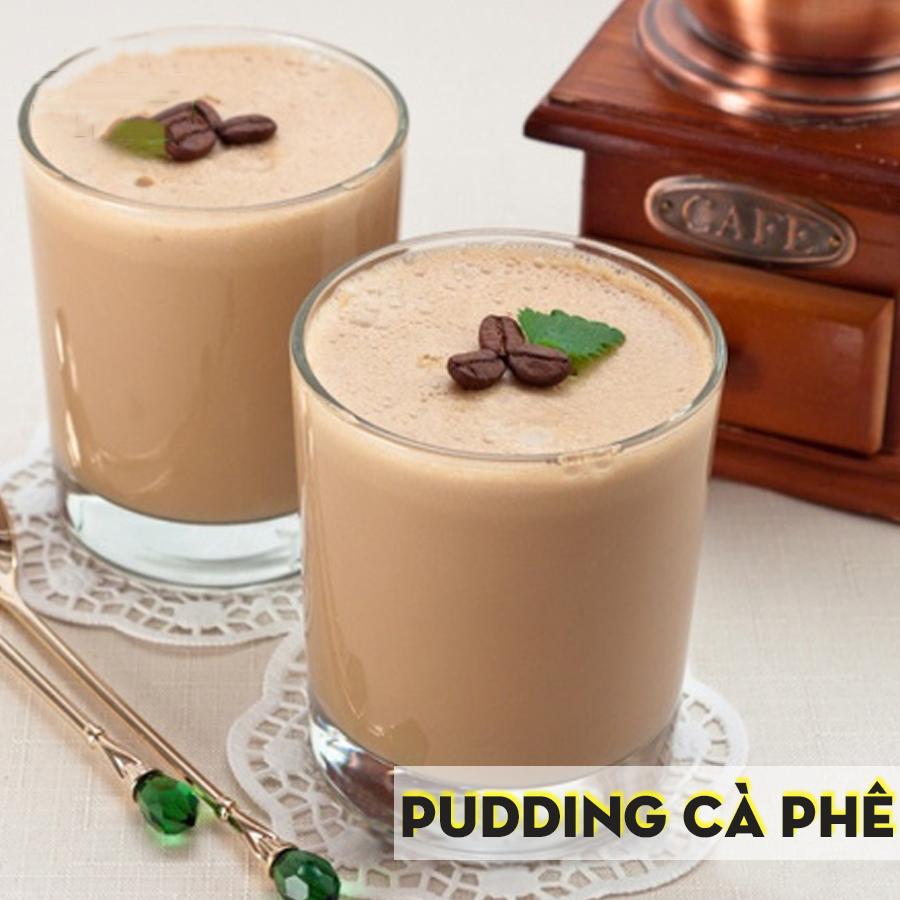 Pudding cà phê