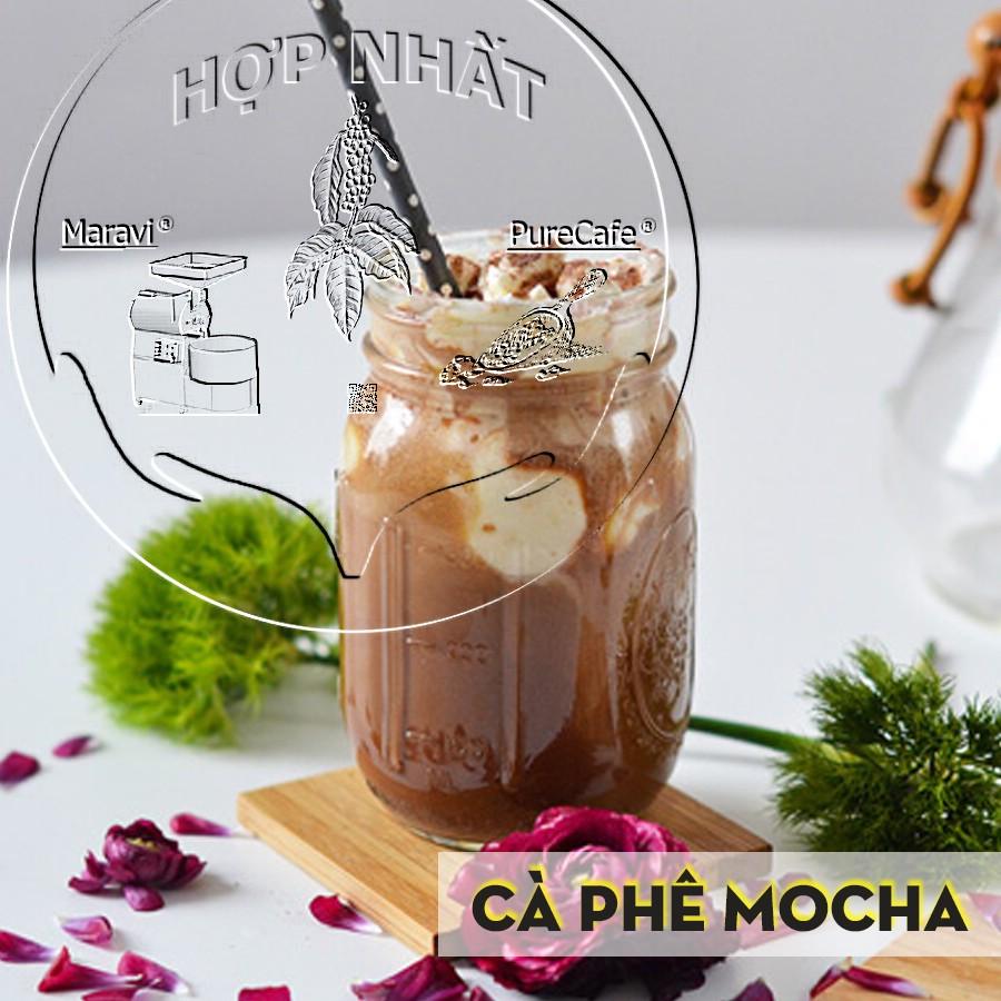 Mocha cà phê