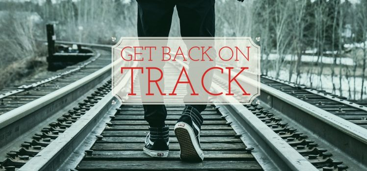 Be on track