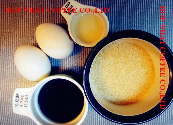 Cà phê trứng