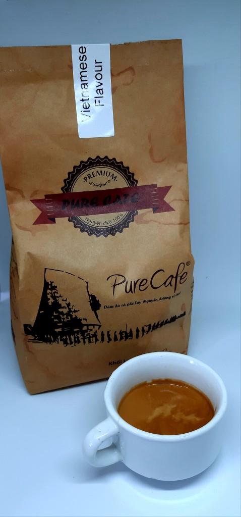 Cà phê hạt Purecafe