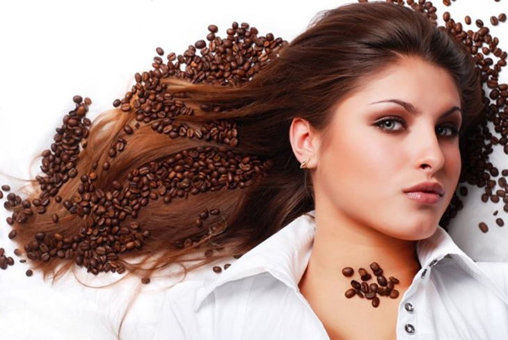 Dưỡng tóc cà phê hạt